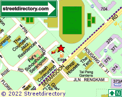 HARMONY @ 1A | Location & Map