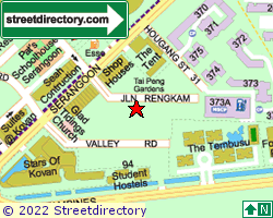 TAI PENG GARDENS | Location & Map
