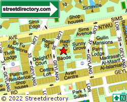 SIXTEEN35 RESIDENCES | Location & Map
