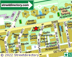 SIMS AVENUE CENTRE | Location & Map