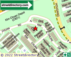 CSI DISTRIBUTION CENTRE | Location & Map