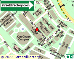 TAI KIM INDUSTRIAL ESTATE | Location & Map