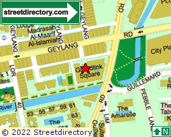 GRANDLINK SQUARE | Location & Map