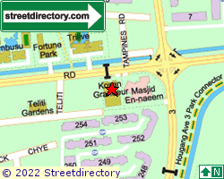 KOVAN GRANDEUR | Location & Map