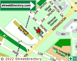 NAUNG RESIDENCE | Location & Map