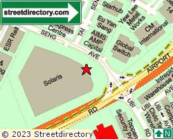 TAI SENG INDUSTRIAL ESTATE | Location & Map
