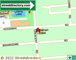 GOODMAN CREST | Location & Map