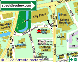 KATONG SHOPPING ARCADE | Location & Map