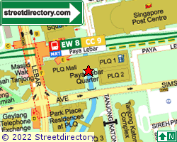 PAYA LEBAR QUARTER | Location & Map