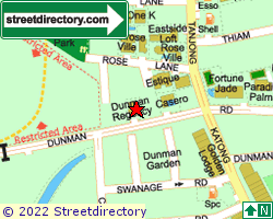 DUNMAN REGENCY | Location & Map
