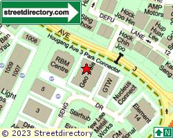 GEO-TELE CENTRE | Location & Map