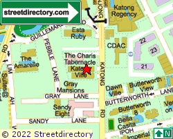 KATONG VILLE | Location & Map