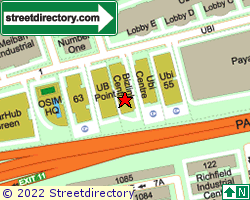 BIZLINK CENTRE | Location & Map