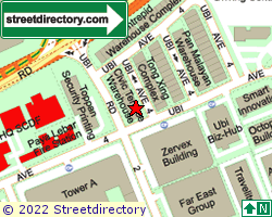 CIVIC TERRACE WAREHOUSE | Location & Map