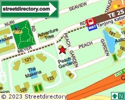PEACH GARDEN | Location & Map