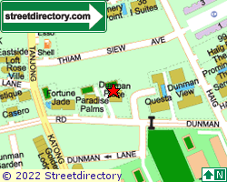 DUNMAN PLACE | Location & Map