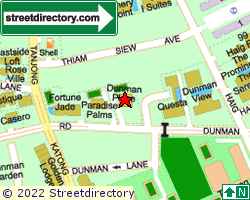 DUNMAN COURT | Location & Map