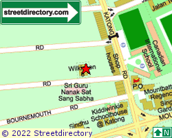 WILKINSON 8 | Location & Map