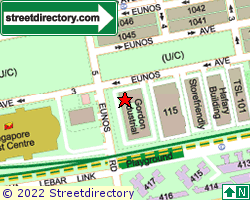 GORDON INDUSTRIAL BUILDING | Location & Map