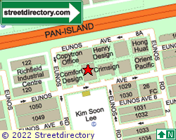 SAN TEH INDUSTRIAL BUILDING | Location & Map