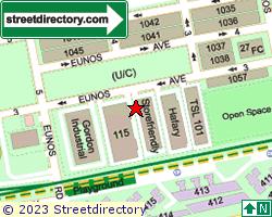 EUNOS INDUSTRIAL ESTATE | Location & Map
