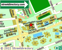 MOUNTBATTEN REGENCY | Location & Map