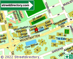 OLA RESIDENCES | Location & Map