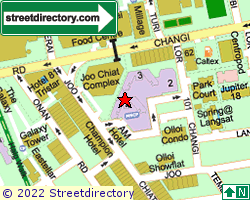 BLK 2, Joo Chiat Road | Location & Map