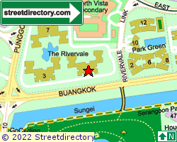 THE RIVERVALE | Location & Map