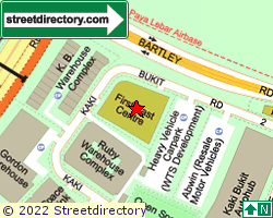 FIRST EAST CENTRE | Location & Map