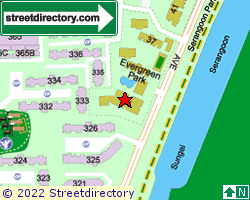 EVERGREEN PARK | Location & Map