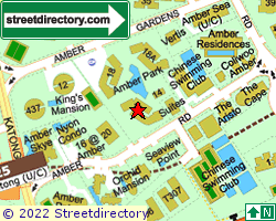 AMBER PARK | Location & Map