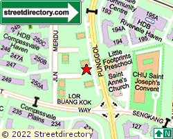 BEAUTY GARDEN | Location & Map