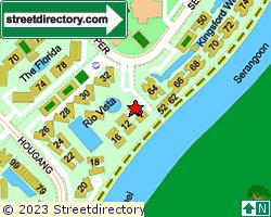 RIO VISTA | Location & Map