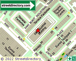 KB INDUSTRIAL BUILDING | Location & Map