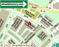 ENTREPRENEUR BUSINESS CENTRE | Location & Map
