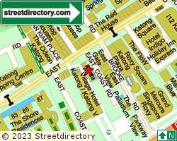 MODA | Location & Map