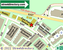 EASTPOINT TERRACE | Location & Map