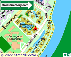 BOATHOUSE RESIDENCES | Location & Map
