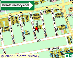 THE ELEGANCE @ CHANGI | Location & Map