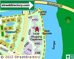 Blk 477B, Upper Serangoon View | Location & Map