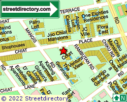 JC COURT | Location & Map