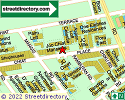 JOO CHIAT MANSIONS | Location & Map