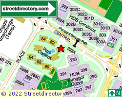 PARC CENTROS | Location & Map