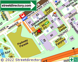 PARKWAY CENTRE | Location & Map