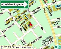 AURA 83 | Location & Map