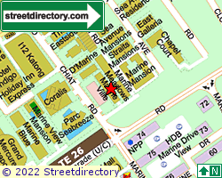 MARINE VILLE | Location & Map