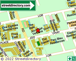 JOO CHIAT VERBENA | Location & Map