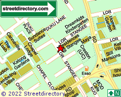 RESIDENCES @ STANGEE | Location & Map