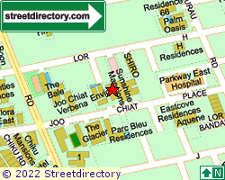 EASTERN RESIDENCE | Location & Map
